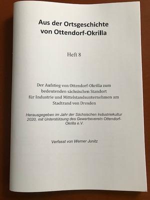 Wirtschaftsgeschichte von Ottendorf Okrilla